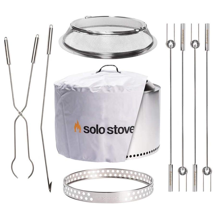 Solo Stove Yukon Ultimate Bundle