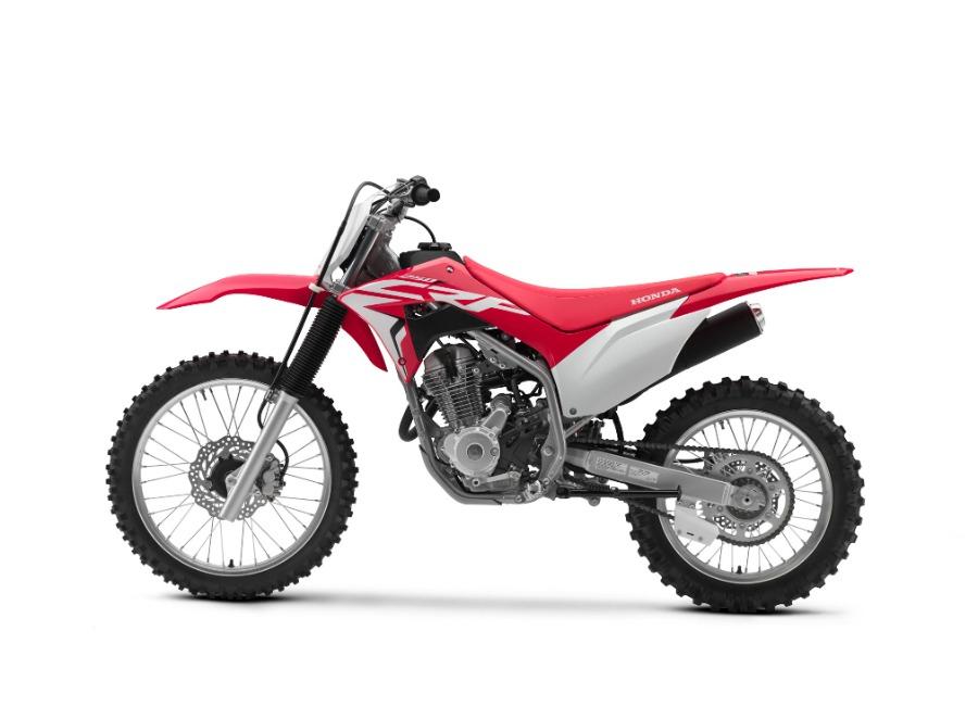 2021 Honda CRF250F Dirt Bike