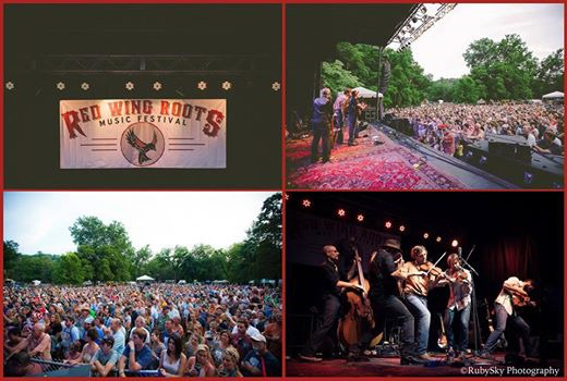 2022 Red Wing Festival Tickets & Premium Campsite Package