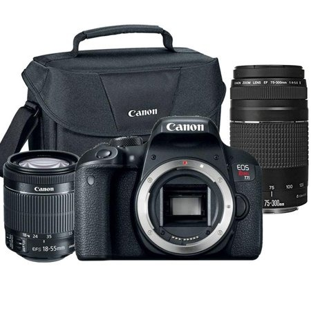 Canon Rebel t7 Camera Package