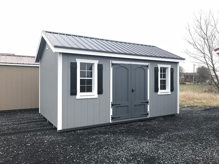 10 x16 Helmuth Outdoor Shed