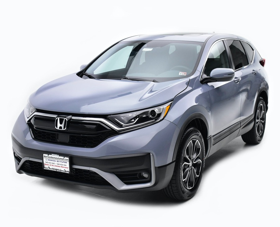 2020 Honda CRV EX AWD